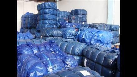 Destinan ropa de abrigo para pobladores de Santiago de Chuco