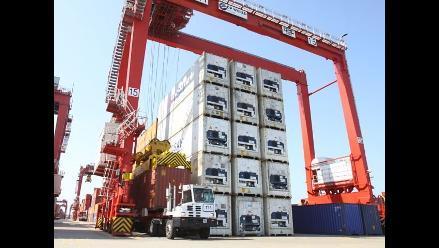 Exportaciones peruanas crecen 0,2% en primer semestre