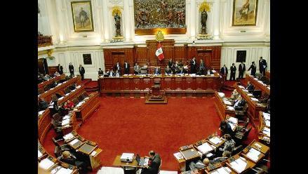 Congreso debatirá el jueves pedido sobre facultades delegadas