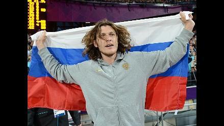 Ivan Ukhov, el atleta que pasó de borracho a un campeón de las alturas
