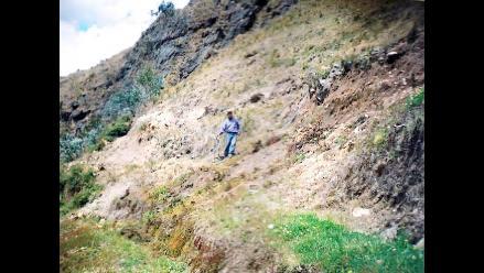 Jhonny Gamarra promueve el aprovechamiento del agua en Junín