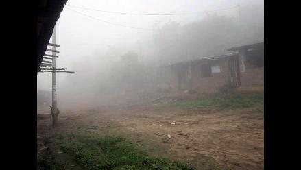 Bajas temperaturas en Cajamarca continuarán hasta el 13 de agosto