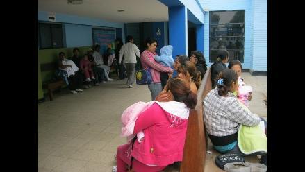 Chimbote: Infecciones respiratorias aumentan en menores de 4 años