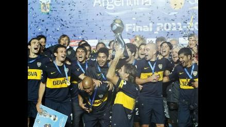 Boca Juniors se coronó como el primer campeón de la Copa Argentina
