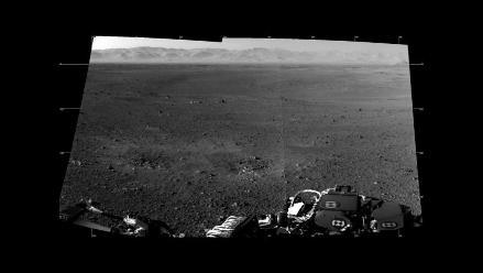 Curiosity comienza a mandar fotos en alta resolución de Marte