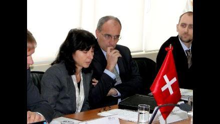 Cooperación Suiza donará $110 millones en programas de apoyo al Perú