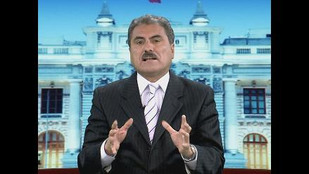 Julio Gagó rechaza denuncia sobre presunta negligencia médica