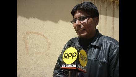 Puno: Postergan audiencia donde investigan a líder aymara Aduviri