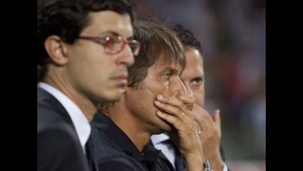Juventus espera que Antonio Conte pueda demostrar su inocencia