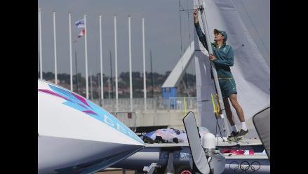 Suspenden pruebas de vela en Londres 2012 por falta de vientos fuertes