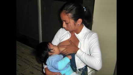 Incentivan lactancia materna en los distritos de la región Lambayeque