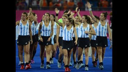 Argentina perdió ante Holanda y consigue la plata en hockey femenino