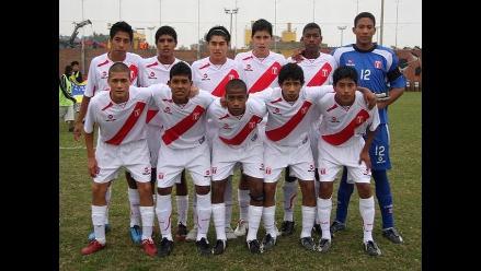 Selección peruana sub 20 hace convocatoria y se prepara para torneo