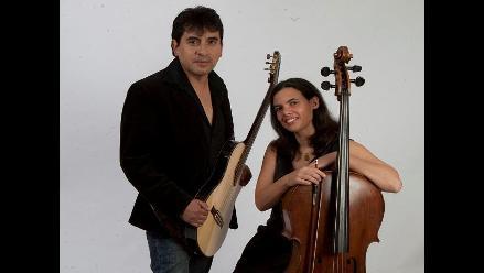William Luna y hermanos Gaitán Castro juntos en concierto andino sinfónico