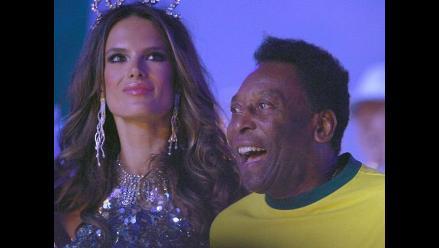 Río de Janeiro lleva sabor tropical y a Pelé a clausura de Londres 2012