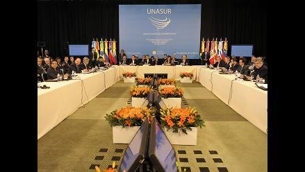 Grupo de alto nivel de Unasur está en Lima para debatir sobre Paraguay