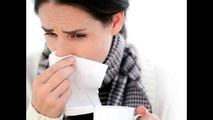 El virus de la gripe puede contagiarse por medio de la risa