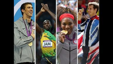 Juegos Olímpicos de Londres y los deportistas que hicieron historia