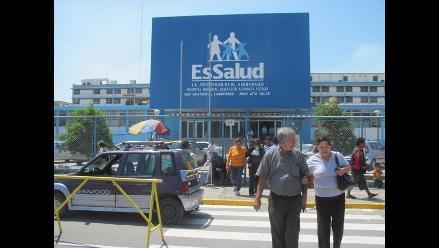 Médicos huelguistas dejarán sin atención a pacientes en Chiclayo
