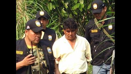 Capturan a presunto cobrador de cupos de Sendero Luminoso en Aucayacu