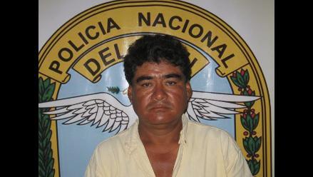 Huánuco: frente policial del Huallaga capturó a narcoterrorista