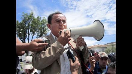 Cajamarca: Deudos de fallecidos piden a Santos cumplir su palabra
