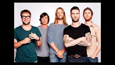 VOTA: ¿Cuál es tu canción favorita de Maroon 5?