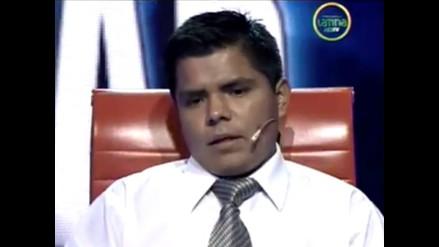 José Millones: Espero que Dios me proteja