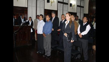 Corte Suprema revisará condenas de implicados en caso BTR