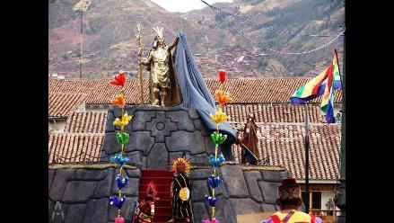 Cusco: Peritos establecerán si monumento al Inca atentó Plaza de Armas