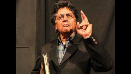 Reynaldo Arenas: Sería un privilegio morir en las tablas