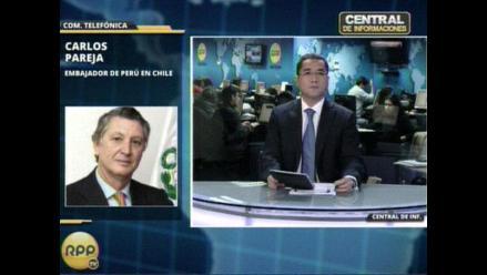 Militar chileno no resultó herido en territorio peruano, aclaran