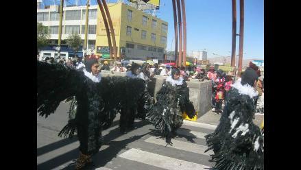 Arequipa: Música, danza y color en el Corso de la Amistad