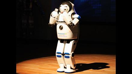 Conoce a ´Hubo´ el primer robot humanoide surcoreano que camina erguido