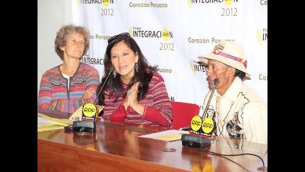 El Premio Integración llegó a Cusco