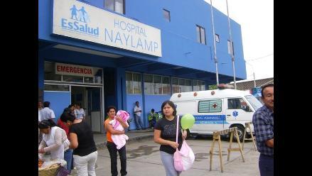 Chiclayo: Denunciarán penalmente a médicos que abandonen pacientes