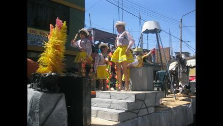 Arequipa y su colorido Corso de la Amistad
