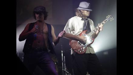 Crazy Dizzy rinde tributo a AC/DC