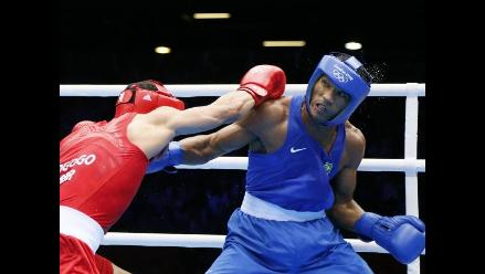Piden que revisen pelea de boxeador brasileño que perdió el oro olímpico