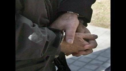 Policía detiene a sujeto que extorsionaba a su ex pareja