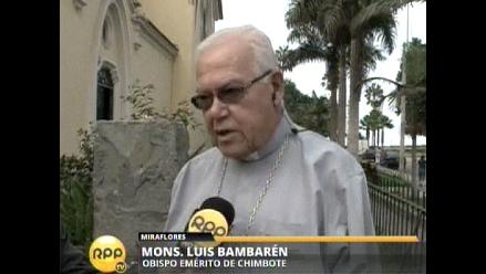 Bambarén a Santos: Negarse a dialogar significa intolerancia y soberbia