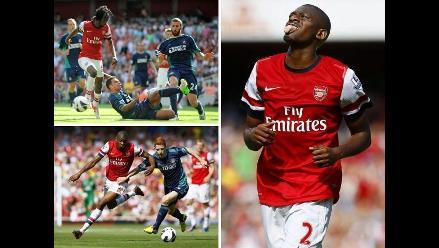 Arsenal empató de local ante Sunderland en inicio de la Premier League
