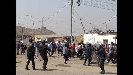Vecinos de Jicamarca exigen delimitación de zona en litigio