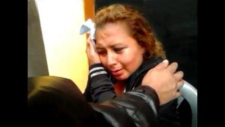 Rímac: Mujer es atacada por delincuente en la puerta de su casa