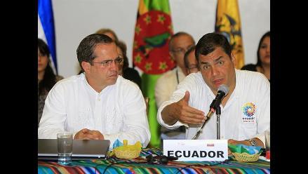 Ecuador sobre