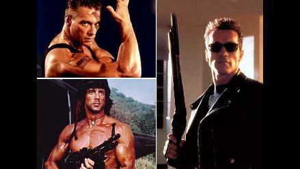 Los diez mejores actores de acción de todos los tiempos