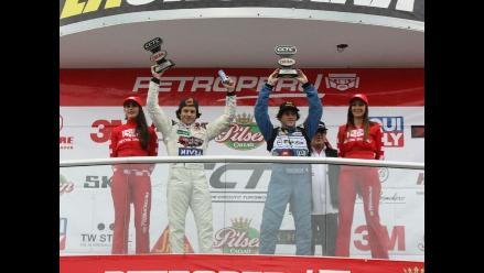 Mario Hart brilló este domingo en La Chutama y pasó a liderar la TC 2000