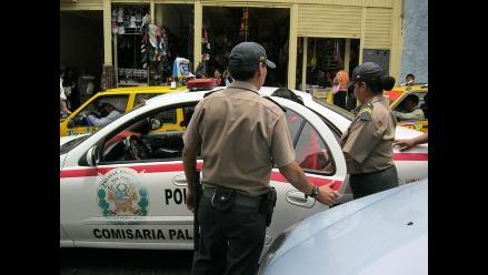 Chileno es detenido por fotografiar cuartel en Arequipa