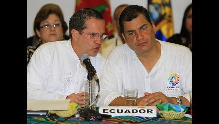 Ecuador: Es indispensable pronunciamiento de OEA sobre ´amenaza´