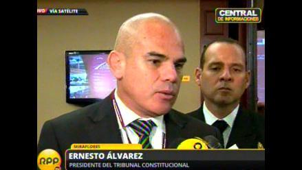 TC admite complejidad en caso de reforma de las AFP y tema Fonavi